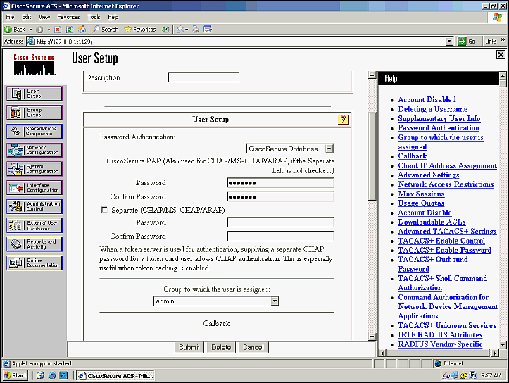 How to Configure External Authentication Using TACACS+ on NetScaler