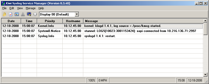 How to Set Up Syslog to Capture Logs Real Time on a Central