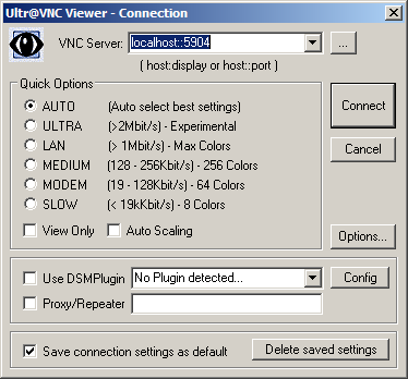 How to Set Up VNC Channels Using PuTTY