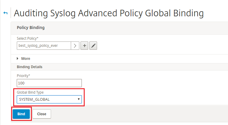 How to Configure Syslog on a NetScaler Appliance
