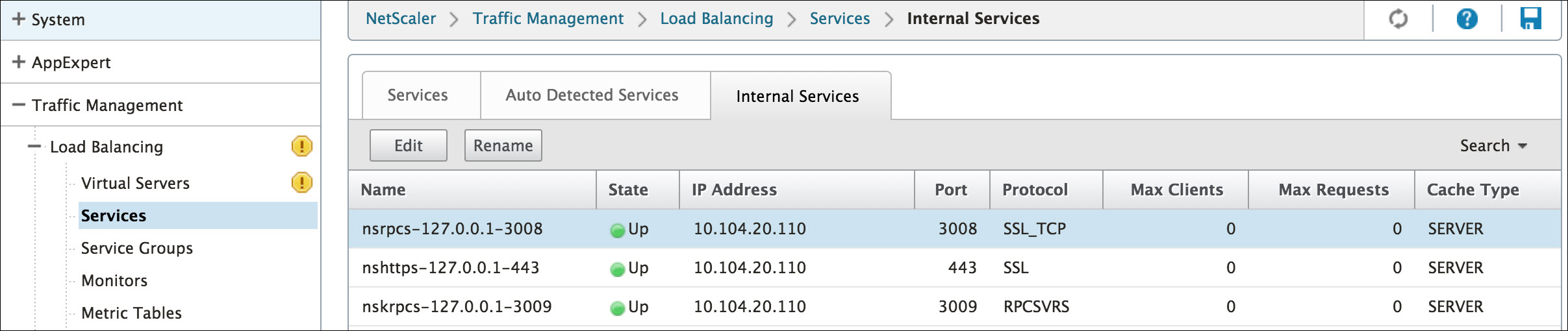How to Replace the Default Certificate of a NetScaler