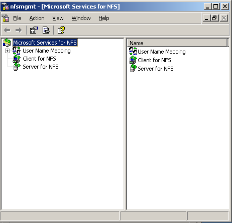 How to Configure Windows 2003 Network File Share as Authenticated
