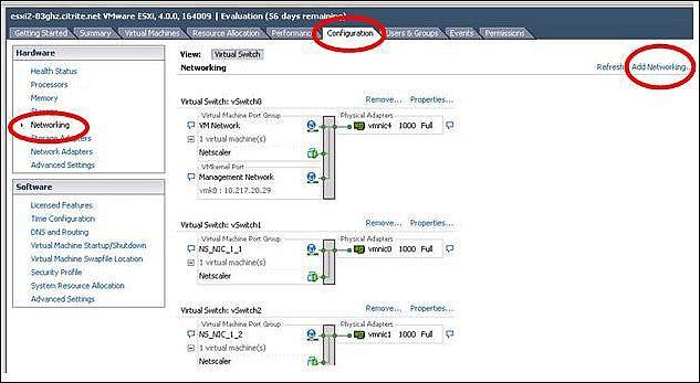 How to Install NetScaler VPX on VMware ESX