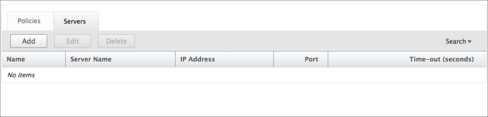 How to Configure NetScaler Gateway to use RADIUS and LDAP