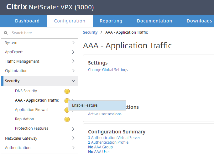 How to Use the Authentication Feature of a NetScaler