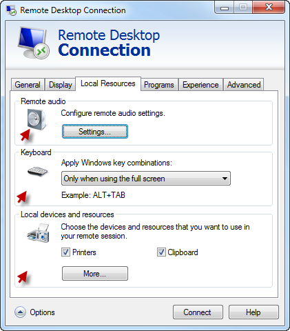 How to Publish a Remote Desktop with a Custom Configuration