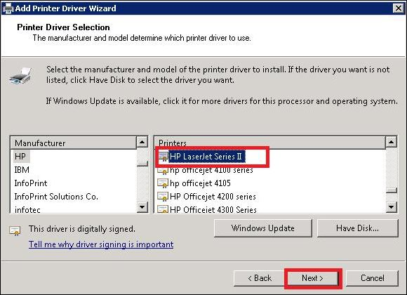 Printers Defined on a Java Client Fail to Auto-Create when