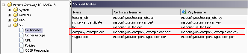 How to Manually Create and Install Self-Signed Server and
