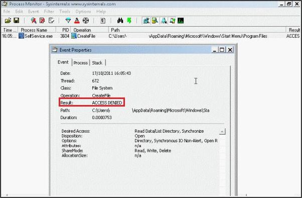 Receiver Application Synchronization Fails in a Roaming