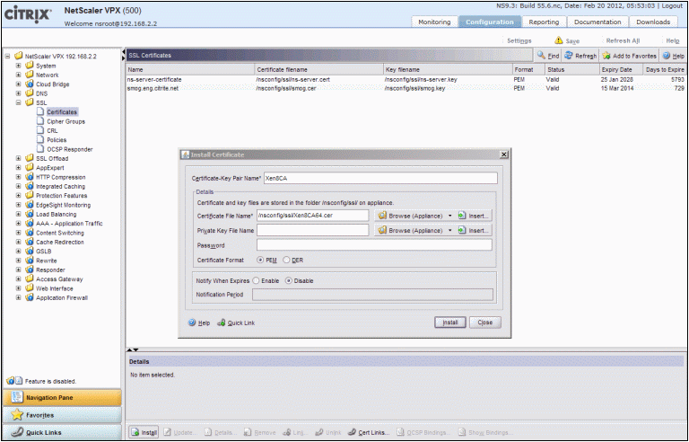 XenDesktop 5 6 with Receiver StoreFront and Access Gateway