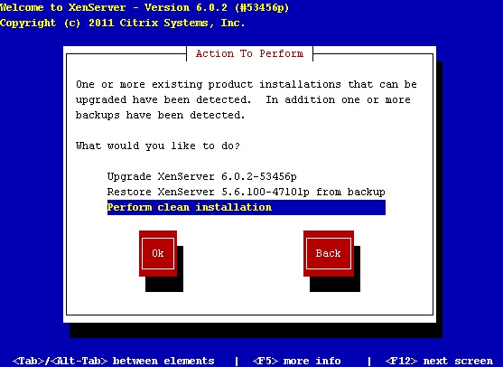 How to Reinstall a XenServer Host and Preserve Virtual Machines on