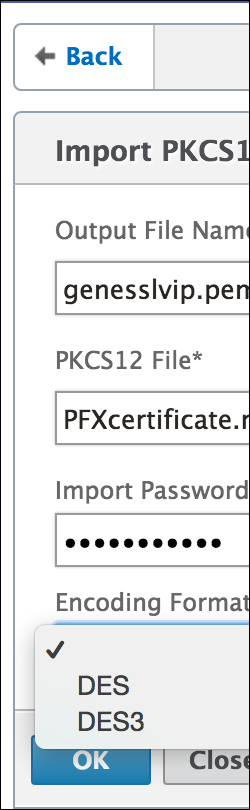 How to Convert PFX Certificate to PEM Format for Use with