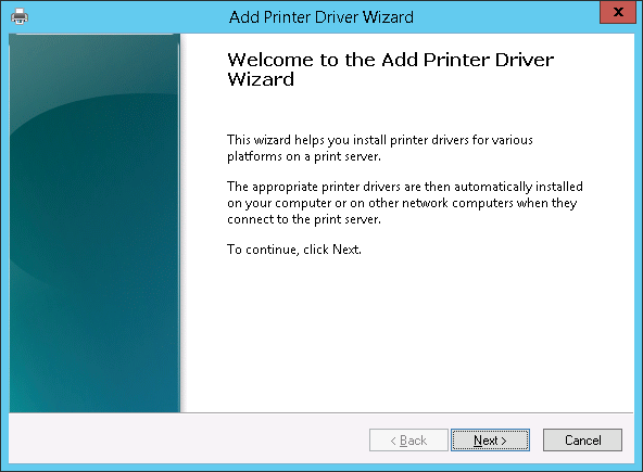 Client printing from Mac and Linux clients on Windows 10, Server