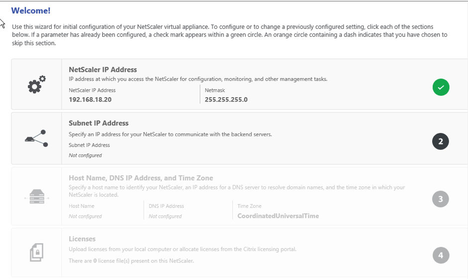 How to Configure NetScaler Gateway to use with StoreFront 2 6 and