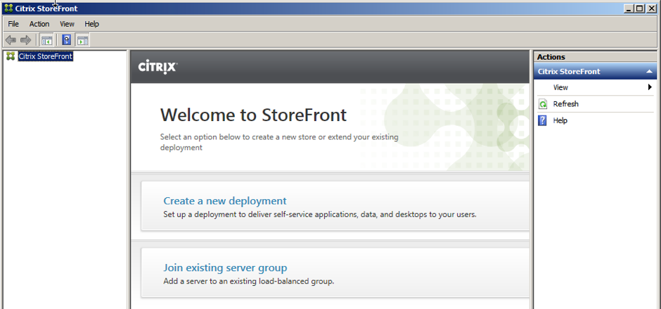 How to Configure NetScaler Gateway to use with StoreFront