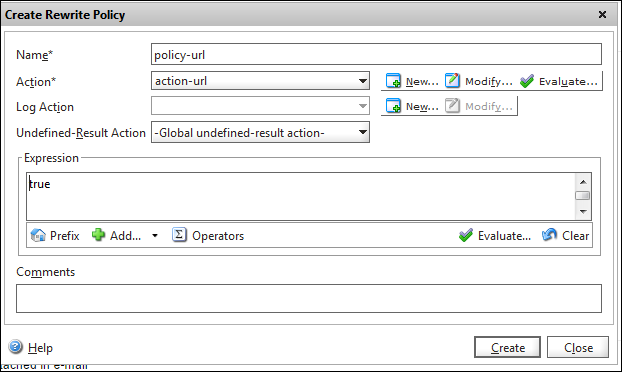 How to Configure a Rewrite Policy on NetScaler to Replace a Part of