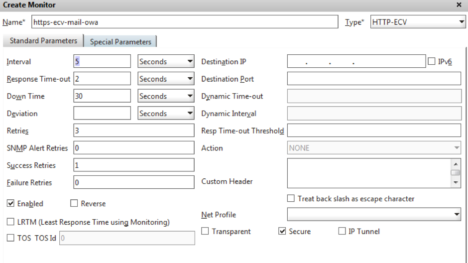 How To Configure NetScaler Load Balancing for Exchange 2013