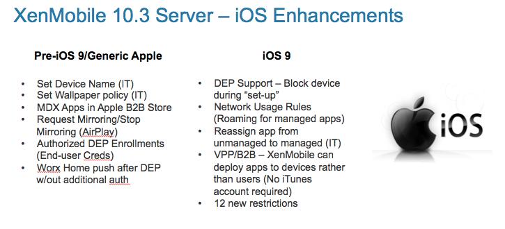 FAQ: Apple's Device Enrollment Program and Citrix Secure Hub Auto
