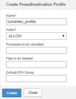 How Do I Configure NetScaler Gateway EPA for Symantec