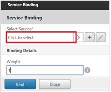 How to configure L4 load balancing on NetScaler