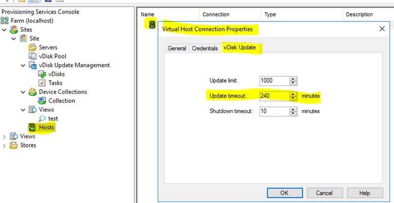 How to Configure PVS vDisk Update Management Using SCCM