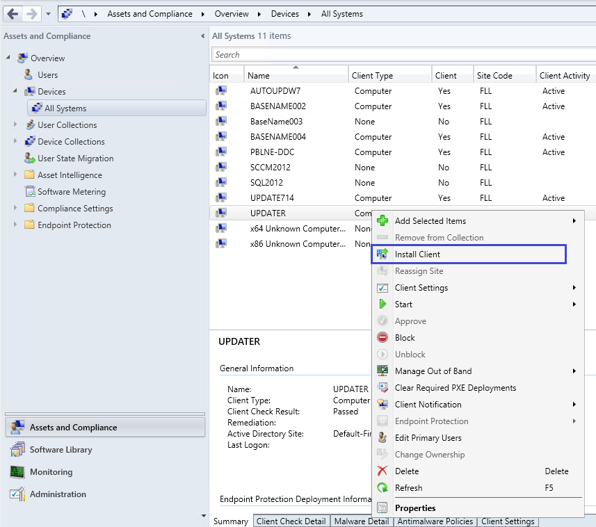 How to Configure PVS vDisk Update Management Using SCCM