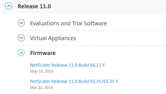 NetScaler Upgrade Frequently Asked Questions