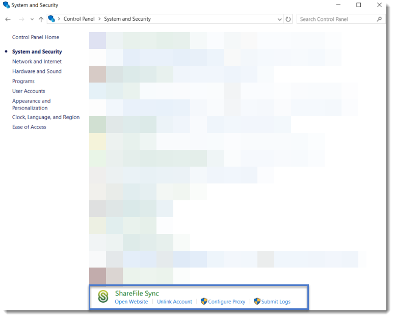 How to install and use ShareFile Sync for Windows