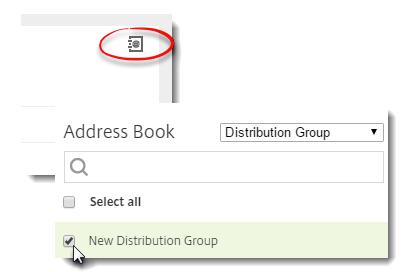 ShareFile Distribution Group