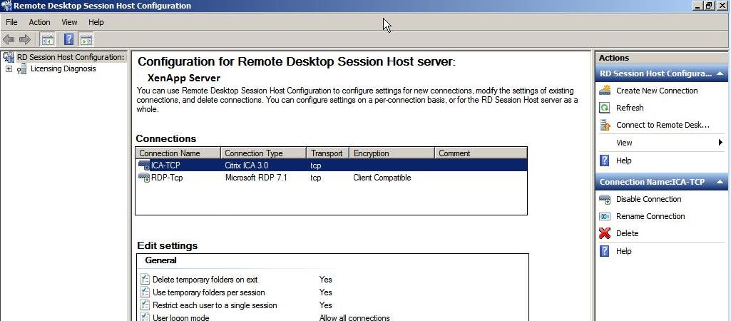 Windows Server 2019 Remote Desktop Session Host