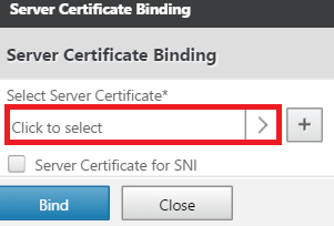 How do I Bind an SSL Certificate to a Virtual Server (SSL