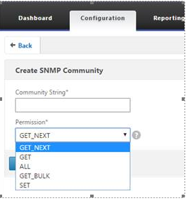 f8b9f09f72af Even when giving the permission of nbsp  ALL  for any SNMP community ...
