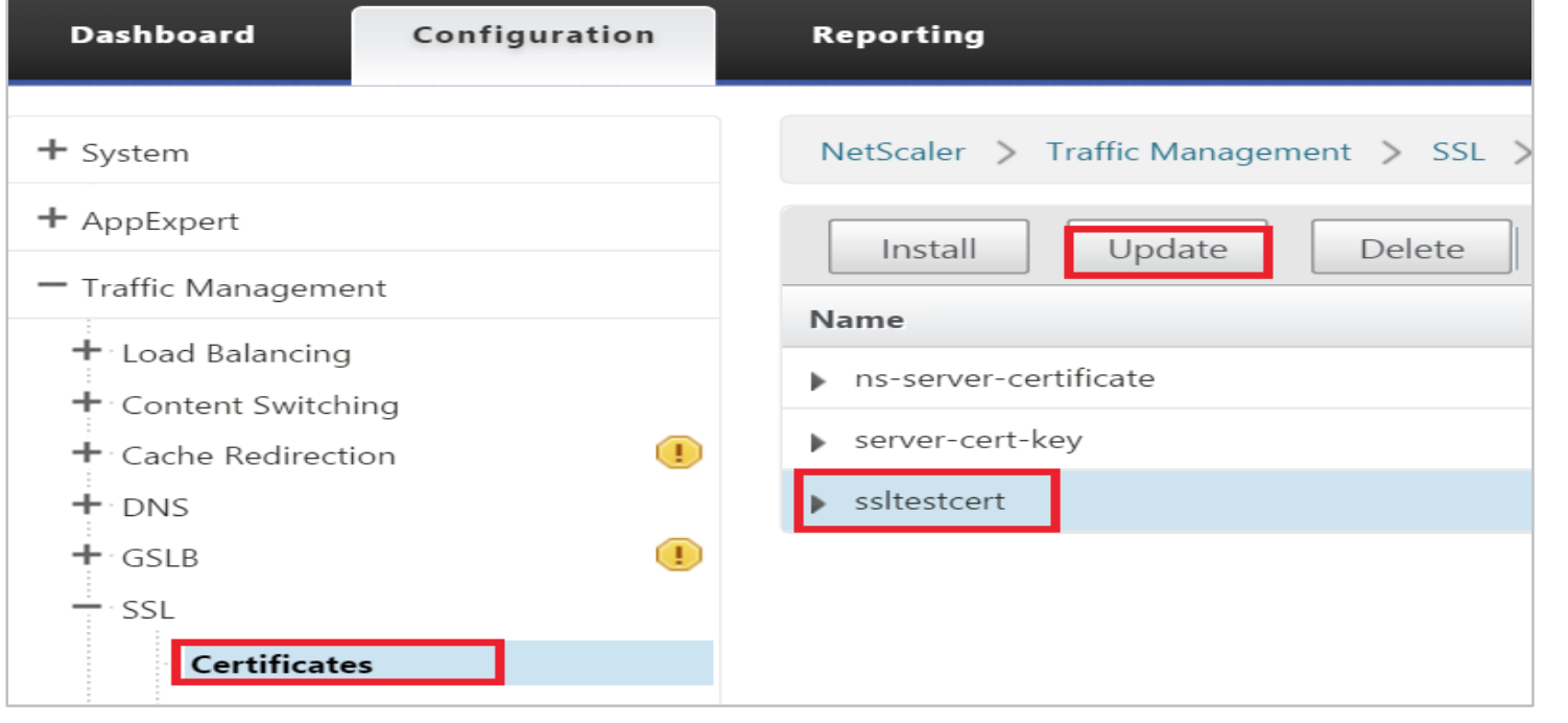 How To Handle Certificate Expiry On Netscaler