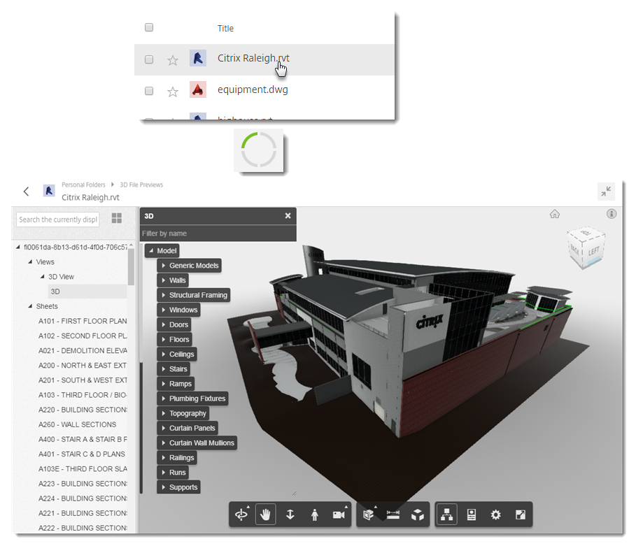 Preview 3D Files in ShareFile