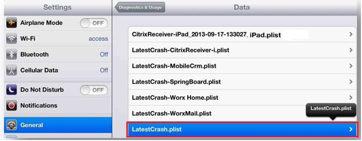 How to Collect Xcode Logs