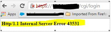http/1.1 internal server error 43554