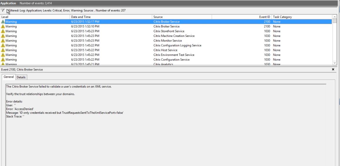 Citrix Receiver Cannot Start App Please Contact Your Help Desk