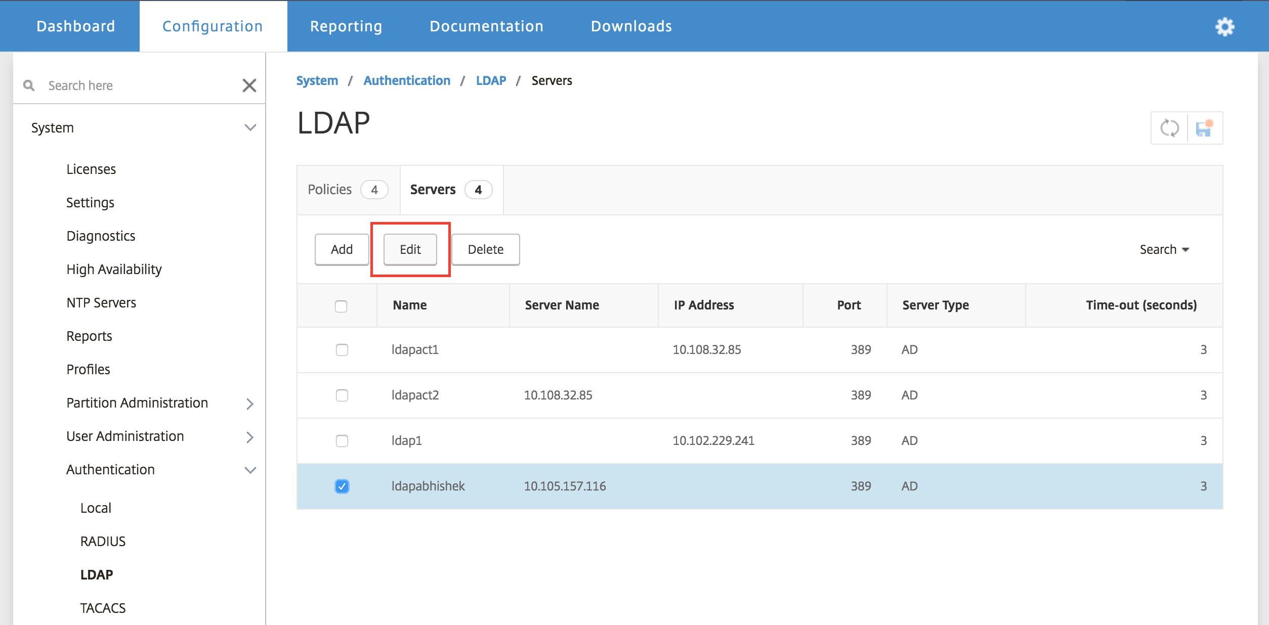 How to Disable Authentication on an LDAP Server and Use It