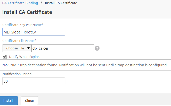 How to Configure Certificate Based Authentication for