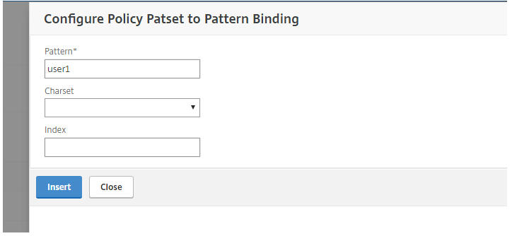 How to Use Pattern Sets and Responder policy to Block