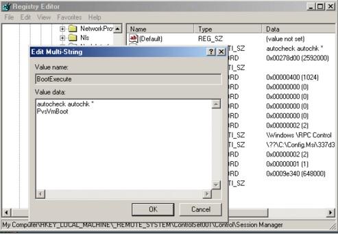 All Changes Revert Back After Reboot/Shutdown And BSOD (CtxMcsWbc