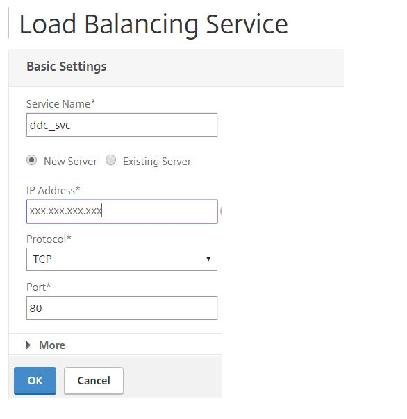Load Balancing and Monitoring Delivery Controllers