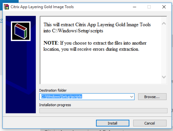 Office not Activating in App Layering (incl  MCS Image Prep OS Rearm