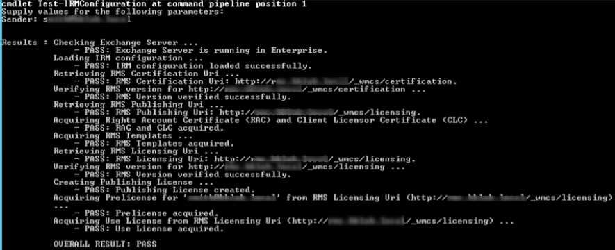 How to to implement Rights Management Service in XenMobile Secure Mail