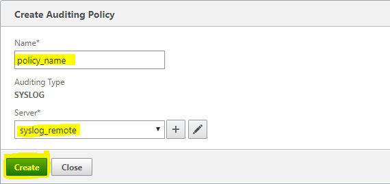 Exporting AAA Logs to an Existing Remote Syslog Server