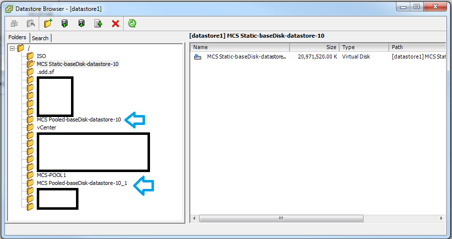 How to Identify Orphaned MCS Catalog Base Disks in VMWare ESX