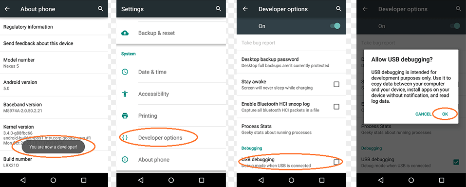 How to Install and Collect ADB logs on android device