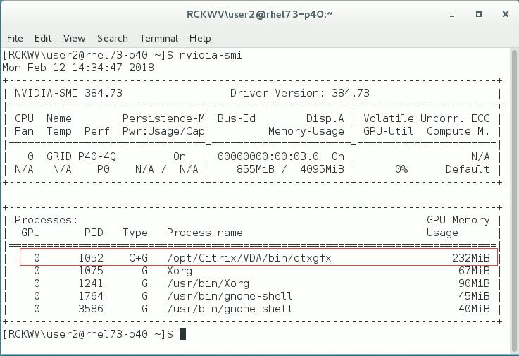 How to use NVIDIA Pascal GPUs and vGPU hardware encoding on Linux
