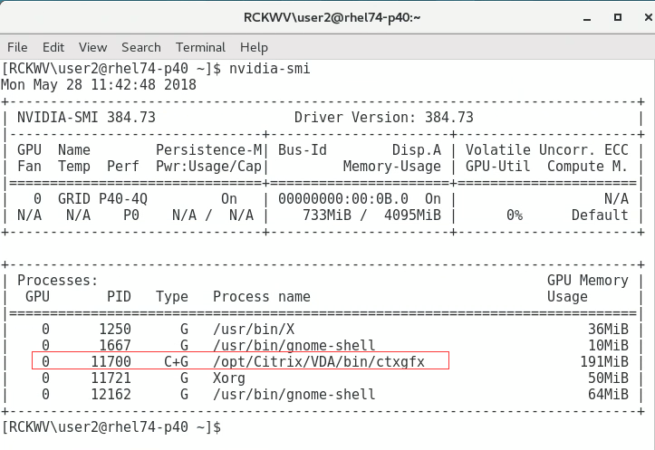 Troubleshoot Common Graphics Issues on Linux VDA
